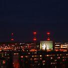 Night in Olsztyn by misiabe80