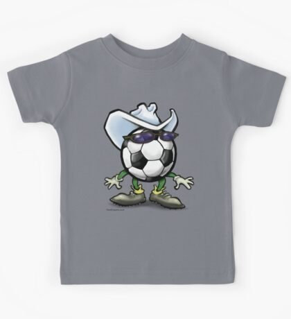 Soccer Cowboy Kids Clothes