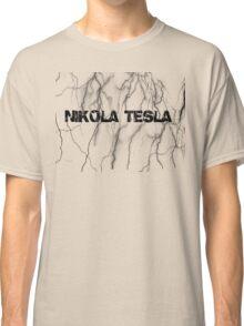 Tesla lightning Classic T-Shirt