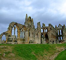 Whitby Abbey by rebmilc