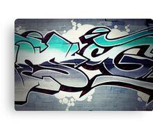 Graffiti 18 Canvas Print