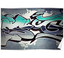 Graffiti 18 Poster
