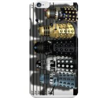 The Usual Daleks iPhone Case/Skin