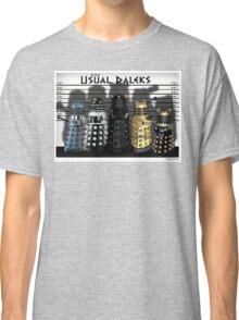 The Usual Daleks Classic T-Shirt