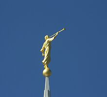 Angel Moroni by shutterup