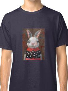 White Rabbit Girl Classic T-Shirt