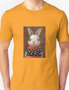 White Rabbit Girl T-Shirt