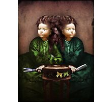 The hair affair Photographic Print