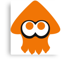 Spaltoon - Inkling logo Canvas Print
