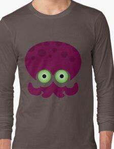 Splatoon - Octopus Logo Long Sleeve T-Shirt
