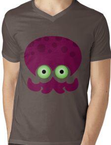 Splatoon - Octopus Logo Mens V-Neck T-Shirt