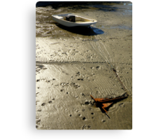 Not A Good Time For Fishing Canvas Print