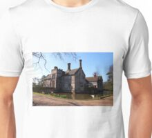 Baddesley Clinton in the spring sunshine Unisex T-Shirt