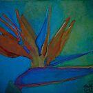 Bird of Paradise Flower by WienArtist