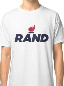 RAND - Rand Paul Classic T-Shirt