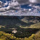 Wolgan Valley - HDR Panorama by Jason Ruth