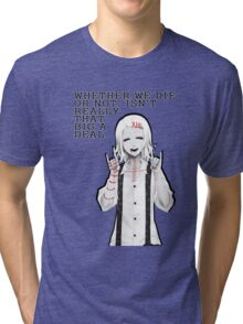 Death (Tokyo Ghoul) By Tokyo_Fool Tri-blend T-Shirt