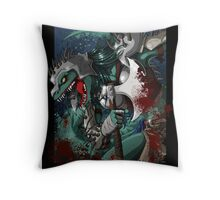 Chalice Dragonhide Throw Pillow