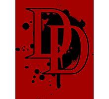 Marvel Daredevil Netflix 2015 shirt and more Photographic Print