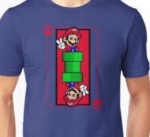 Plumber card Unisex T-Shirt