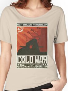 Cold Time War Women's Relaxed Fit T-Shirt