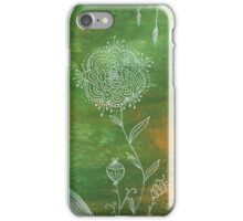 Ornamental Grunge iPhone Case/Skin