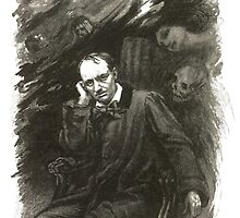 Baudelaire by givemefive