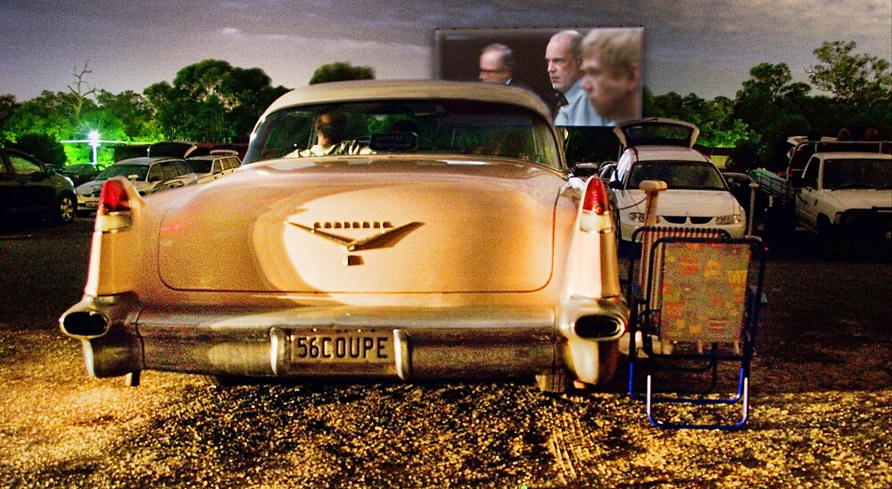 Drive in Classic by Elana Halvorson