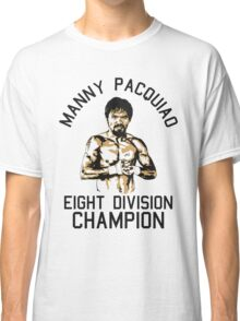 eight division champion Classic T-Shirt