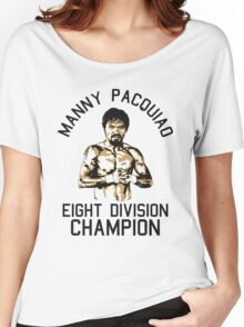 eight division champion Women's Relaxed Fit T-Shirt