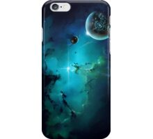 Cybertron nebulae iPhone Case/Skin