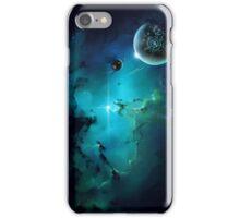 Cybertron nebulae iPhone Case/Skin