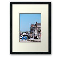 Blakeney Harbour Framed Print