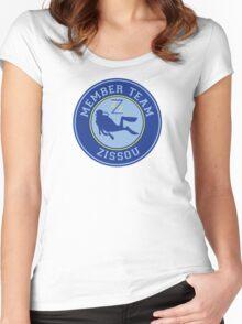 Member team zissou Women's Fitted Scoop T-Shirt
