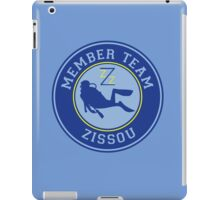 Member team zissou iPad Case/Skin