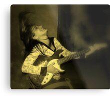 ROCK STAR Metal Print