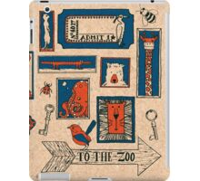 To the Zoo iPad Case/Skin
