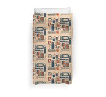 To the Zoo Duvet Cover