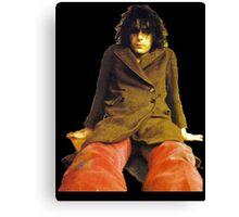 Pink Floyd Syd Barrett T-Shirt Canvas Print