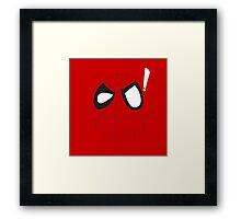 Avengers Assemble, Spiderman. Framed Print