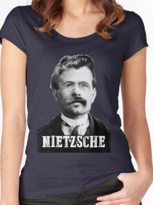 Nietzsche Women's Fitted Scoop T-Shirt