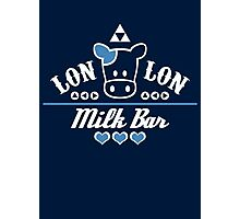 LonLon Milk Bar Photographic Print