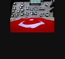 Turkish Flag Hanging From Pera Palace Hotel, Istanbul, Turkey Unisex T-Shirt
