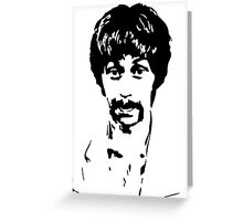 Moby Grape Skip Spence T-Shirt Greeting Card