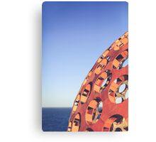 SCULPTURES BY THE SEA BONDI BEACH #7 Canvas Print