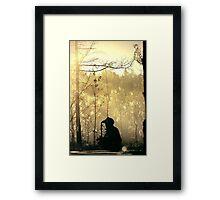 Nuclear Dawn Framed Print