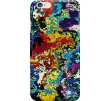 Colorful Composition! iPhone Case/Skin