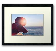 SCULPTURES BY THE SEA BONDI BEACH #9 Framed Print