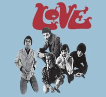Arthur Lee Love T-Shirt by lamusica