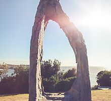 SCULPTURES BY THE SEA BONDI BEACH #9 by megandunn